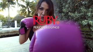 Ruby Love 15-second Commercial - Andrea (Period Leggings)