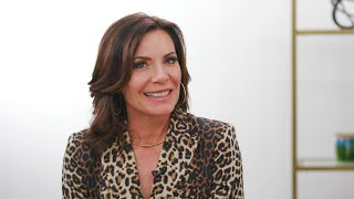Luann de Lesseps Dishes on Falling in Love Again and 'RHONY' Season 12 | Full Interview