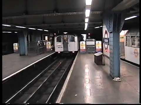 London Underground Northern Line-59 & 72 Stock, 1998