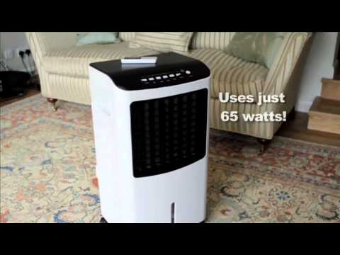 Neostar 5-in-1 Heater, Purifier, Fan, Air Cooler and Humidifier