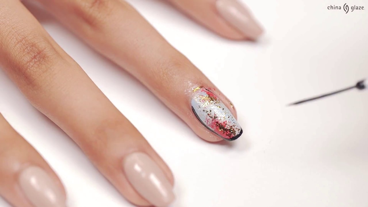 Ulta Exclusive Head In The Clouds Nail Art
