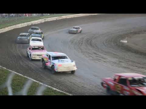 Part 2 of Hobby Stock A Feature 07/14/2019 @ Eagle Raceway