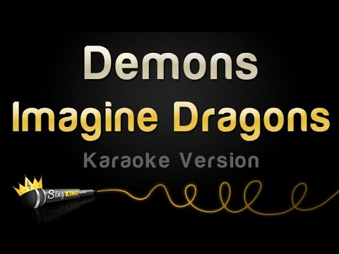 Imagine Dragons  Demons Karaoke Version