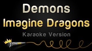Imagine Dragons - Demons (Karaoke Version) Video