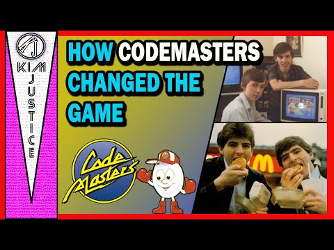 The Story and Games of Codemasters, 1986-1999: Road to Respect   Kim Justice