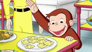 Curious George 🐵Gnocchi the Critic 🐵Kids Cartoon 🐵Kids Movies 🐵Videos for Kids