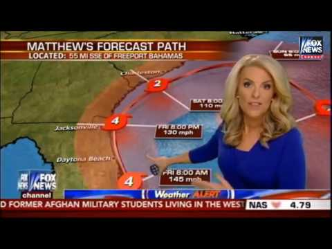 FULL - Shep Smith on Hurricane Matthew Evacuations - Stay and 'You and Everyone You Know are Dead'.m