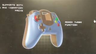 New Dreamcast Controller in 2019 from Brawler 64 Team