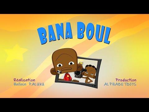 Download Bana Boul 2 épisode 1 - 9  - Dadou Bana Boul (Congo na Biso // Dessin animé Congolais)