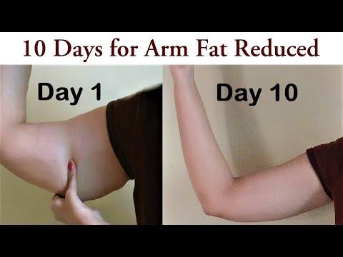 10 दिन में आपका बाजुओं का फैट हो जायेगा गायब  #arm fat #isha mehra health time