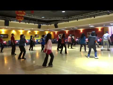 Spanish Harlem Line Dance