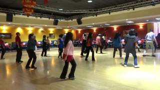 Spanish Harlem Line Dance