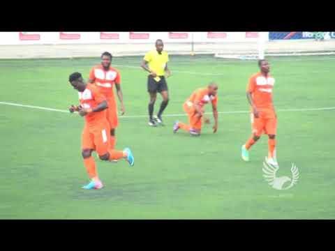 SUNSHINE STARS VS HEARTLAND FC...