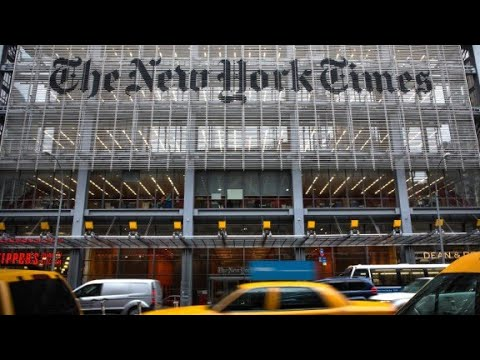New York Times CEO: 'Fake News' is a real issue