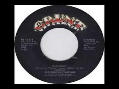 Jefferson Starship - Runaway (1978)