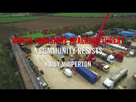 North Yorkshire Fracking Threat: A Community Resists