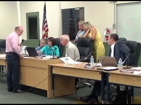 Carrabelle City Commission Meeting June 1, 2017