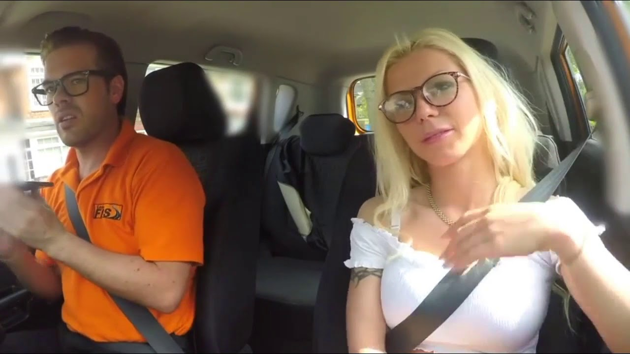 Driving - Barbie Youtube Sins Fake School