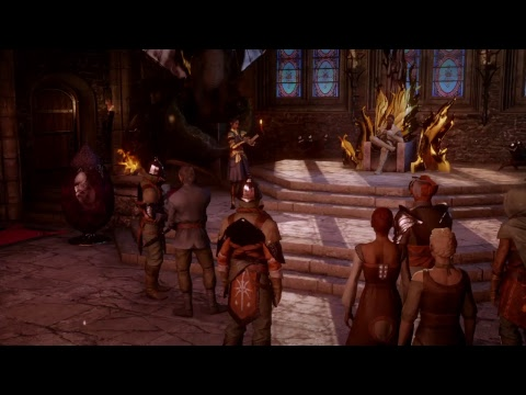 Let's Play Dragon Age Inquisition 9 - Attack on Adamant Fortress.