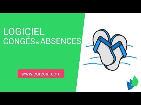 Présentation du logiciel Congés et Absences - solution SIRH Eurécia