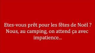 En attendant Noël au Camping Domaine des Salins- Saint Hilaire de Riez