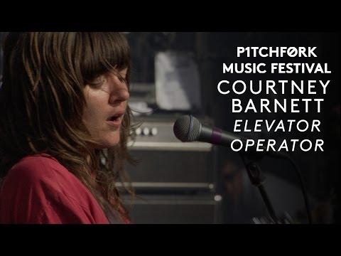 Courtney Barnett performs