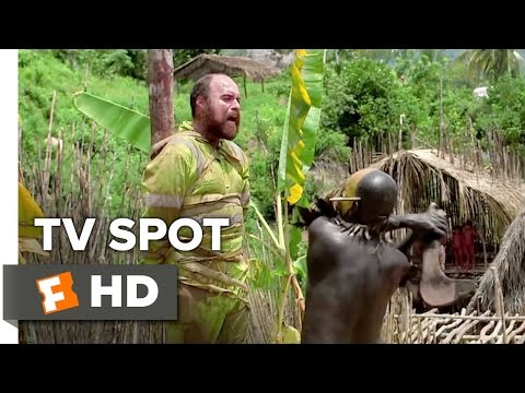 The Green Inferno TV SPOT - Can You Take...