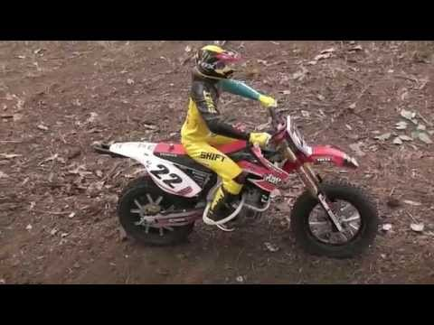 MM450 2013 Chad Reed RC Dirt Bike