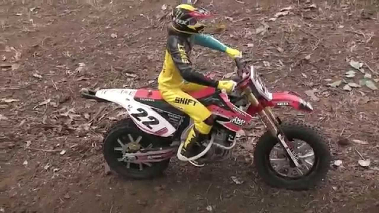 Mm450 2013 Chad Reed Rc Dirt Bike Youtube