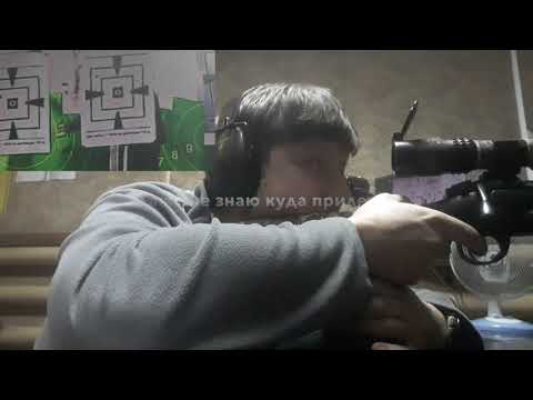 Отстрел винтовки Franchi