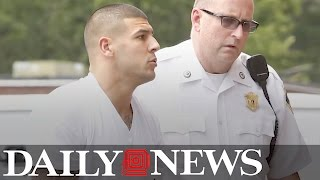 Aaron Hernandez's estate is worth nothing: court records