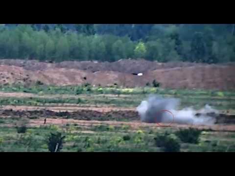 Ադրբեջանը արկակոծում է սեփական դիրքերը