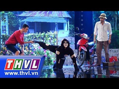 THVL | Danh hài đất Việt - Tập 2: Oan gia chung vách - Hoàng Nhất, Kiều Oanh, Anh vũ