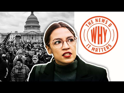The Rep. Who Cried Wolf? Details Emerge on AOC's Capitol Story | The News & Why It Matters