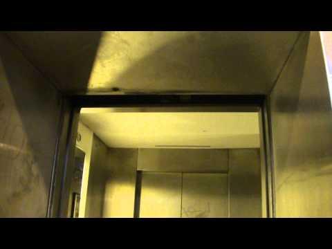 Nice OTIS F2000 Roped Hydraulic Elevator/Lift at K-Supermarket Hertta, Herttoniemi, H:ki, Finland