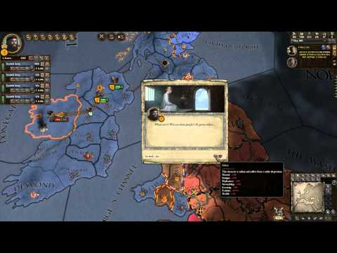 Crusader Kings 2 (Episode 6) - The First Succession Crisis