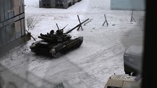 Eastern Ukraine ceasefire begins
