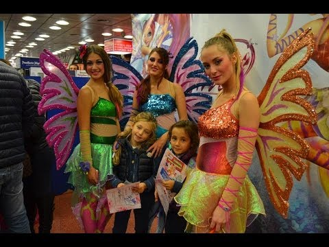 Winx Club In Real Life