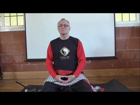 Meditation 3: Controlling the Breath.