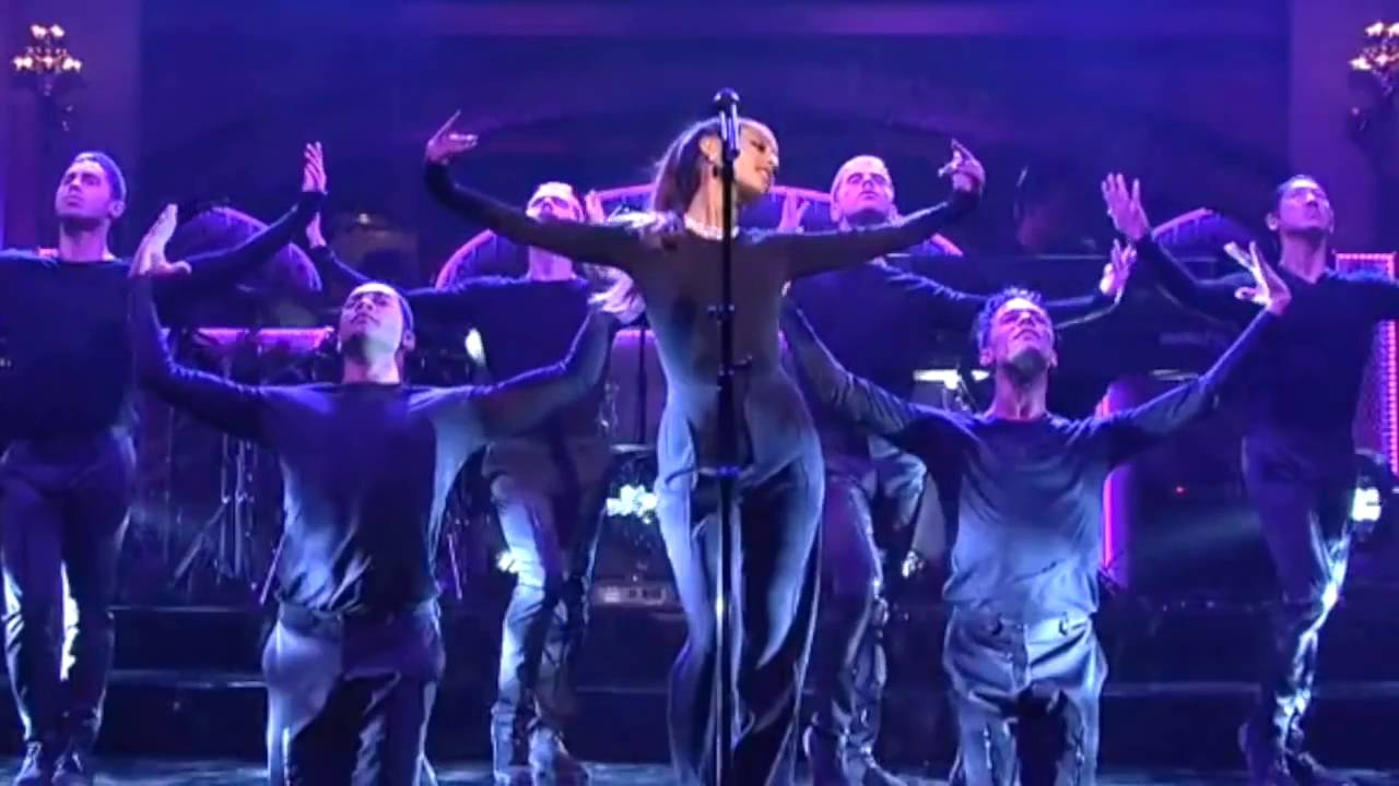 Download Ariana Grande - Be Alright Live HD SNL 2016