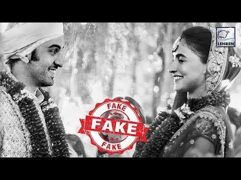 Truth Behind Ranbir And Alia's Viral Wedding Pictures   LehrenTV Mp3