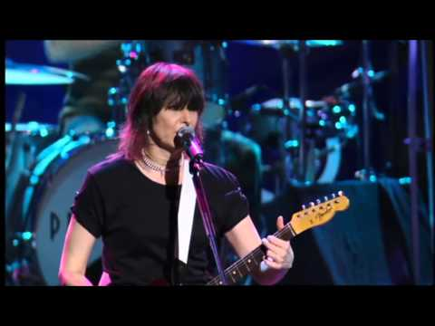 talk of the town - pretenders live