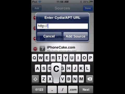 what to do with a jailbroken ipod