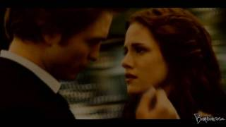 "Edward/Bella ""even if the sky is falling down"""