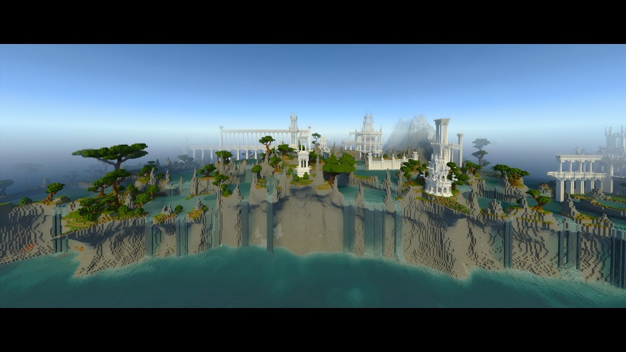 【Minecraft】建築コミュ運営作品 #4「旅路」with #RTXOn【レイ トレーシング】