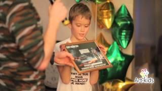 Брдм - Детский праздник в стиле Милитари в Санкт-Петербурге(, 2014-11-16T15:38:06.000Z)
