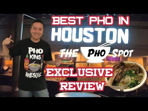 Exclusive The Pho Spot Review – Best Pho in Houston, TX