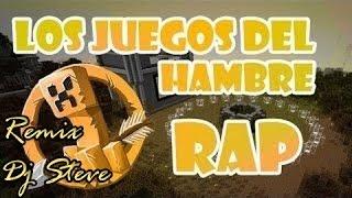 LOS JUEGOS DEL HAMBRE MINECRAFT RAP Remix Dj Steve (By Zarcort y ...