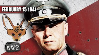 Enter Erwin Rommel - The British Advance in Africa - WW2 - 077 - February 15 1941