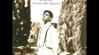 TOMMY PAGE A SHOULDER TO CRY ON